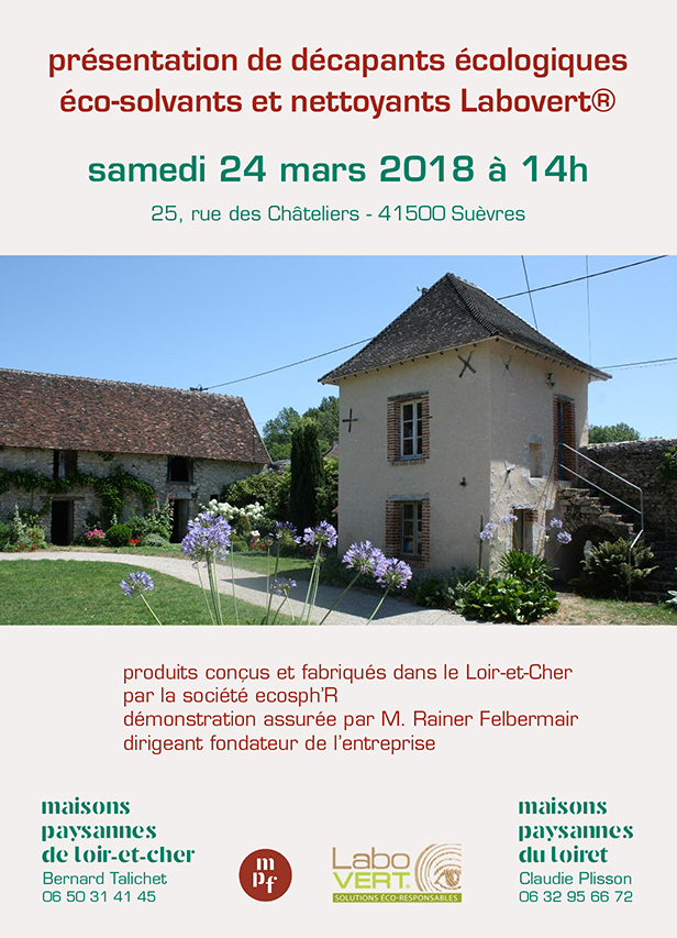 Invitation maison paysanne labovert 1